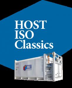 HOST Self Bunded Tanks - ISO Classic